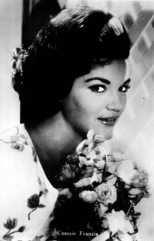 Return to Connie Francis Photo Gallery 8